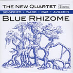 Album Blue Rhizome by Karl E. H. Seigfried