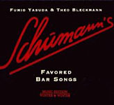 "Read ""Schumann's Favored Bar Songs"" reviewed by C. Michael Bailey"