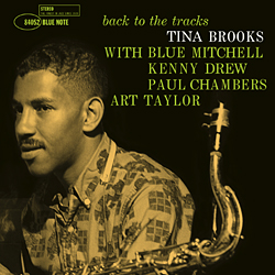"Read ""Tina Brooks: Back To The Tracks"" reviewed by Matt Marshall"