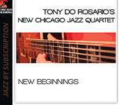 Album New Beginnings by Tony do Rosario