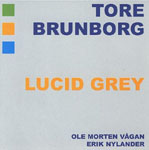 Lucid Grey by Tore Brunborg