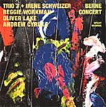 Berne Concert by Irene Schweizer