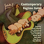 "Read ""Contemporary Ragtime Guitar"" reviewed by David Rickert"