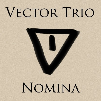 Album Nomina by Vector Trio
