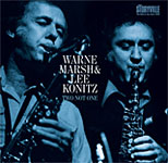 "Read ""Warne Marsh & Lee Konitz: Two Not One"" reviewed by Nic Jones"
