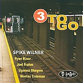 3 To Go by Spike Wilner