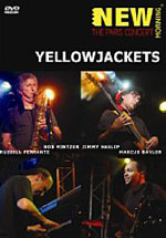 "Read ""Yellowjackets: New Morning - The Paris Concert"" reviewed by"