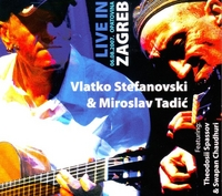 "Read ""Vlatko Stefanovski & Miroslav Tadic: Live in Zagreb"" reviewed by"
