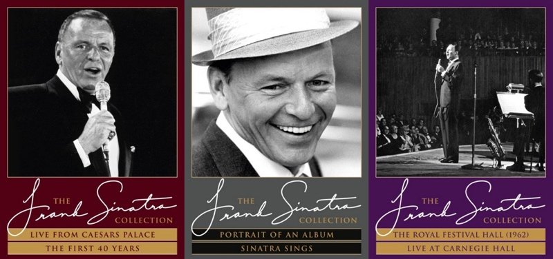 New Sinatra DVD Collection: Beautiful Stories in Song