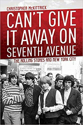 "Read ""Can't Give It Away On Seventh Avenue: The Rolling Stones And New York City"" reviewed by Doug Collette"