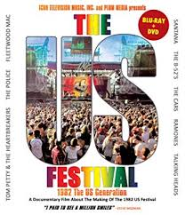"Read ""The US Festival 1982: The US Generation"" reviewed by Doug Collette"
