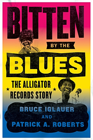 Read Alligator founder provides blues fans insider look at running of label
