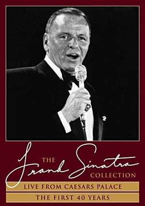 Read Frank Sinatra: Live From Caesar's Palace | The First 40 Years