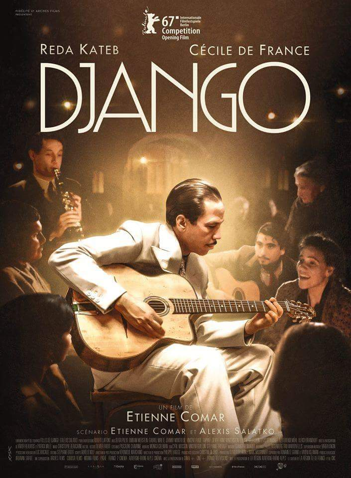 "Read ""Django: A Film As Much About History and Culture as About A Musical Icon"" reviewed by Victor L. Schermer"