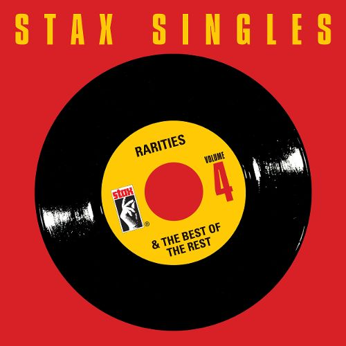 "Read ""Stax Singles, Vol. 4: Rarities & Best of the Rest"" reviewed by"