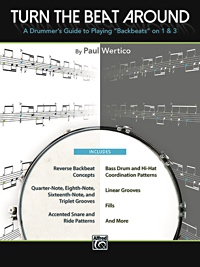 "Paul Wertico's ""Turn the Beat Around,"" Now Available from Alfred Music"