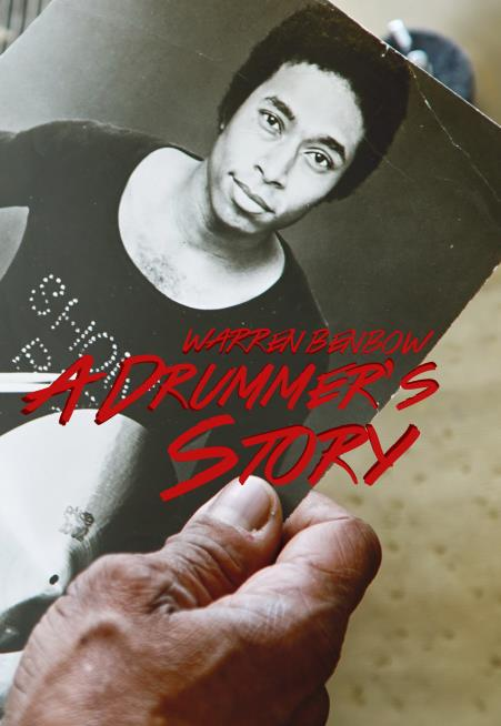 "Drummer Warren Benbow's New Book, ""A Drummers Story"" Now Available"