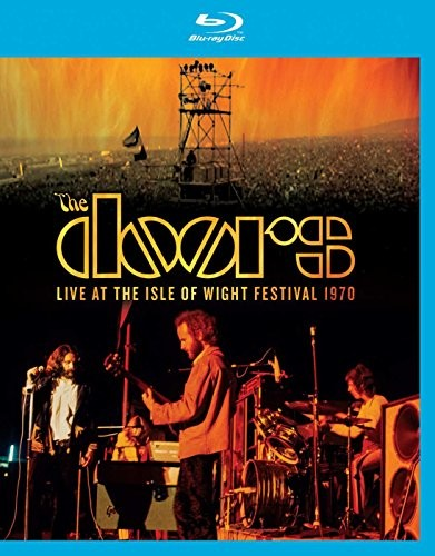 "Read ""The Doors: Live At The Isle of Wight Festival 1970"" reviewed by"