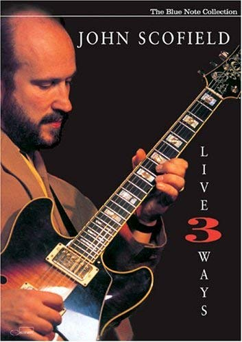 Album Live 3 Ways by John Scofield
