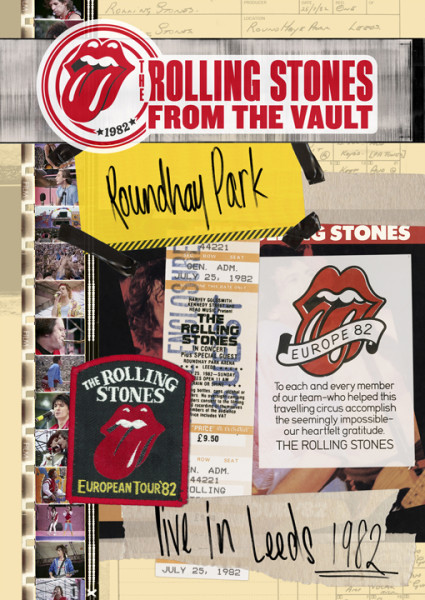 Live at Leeds Roundhay Park 1982