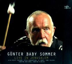 Album Live In Jerusalem by Gunter Baby Sommer