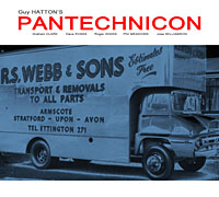 Guy Hatton's PANTECHNICON