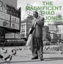 "Read ""The Magnificent Thad Jones"""