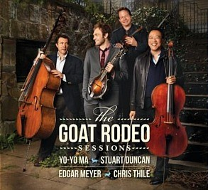 "Read ""The Goat Rodeo Sessions"" reviewed by Lawrence Peryer"