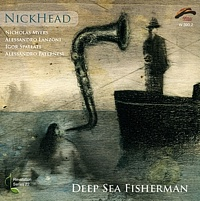 Deep Sea Fisherman by Nick Myers