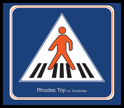 "Read ""Rhodes Trip"" reviewed by Chris M. Slawecki"