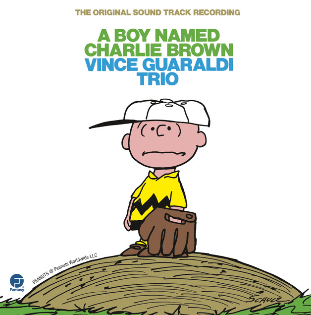 "Concord Music Group Reissues Vince Guaraldi's ""A Boy Named Charlie Brown"""