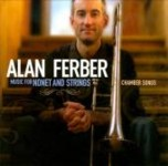 Album Chamber Songs: Music for Nonet and Strings by Alan Ferber