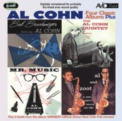 Album Four Classic Albums Plus by Al Cohn