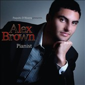 Alex Brown: Pianist