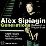 Alex Sipiagin: Generations