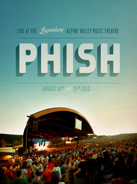 "Read ""Phish: Alpine Valley 2010"" reviewed by Doug Collette"