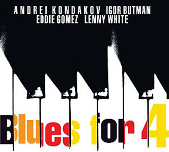 "Read ""Blues for 4"" reviewed by"