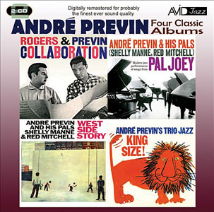 "Read ""Andre Previn: Four Classic Albums"" reviewed by"