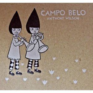 Album Campo Belo by Anthony Wilson