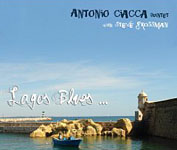 Album Lagos Blues by Antonio Ciacca