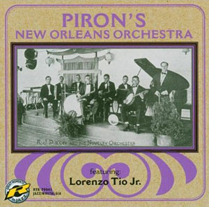 Piron's New Orleans Orchestra: Piron's New Orleans Orchestra