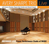 Album Live by Avery Sharpe