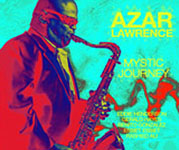Album Azar Lawrence: Mystic Journey by Azar Lawrence