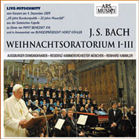 "Read ""J.S. Bach: Weinachtsoratorium I-III, BWV 248"" reviewed by C. Michael Bailey"