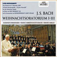J.S. Bach: Weinachtsoratorium I-III, BWV 248