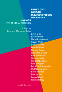 "Read ""Barry Guy / London Jazz Composers Orchestra: Harmos Live At Schaffhausen"""