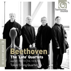 "Beethoven: The ""Late"" Quartets"