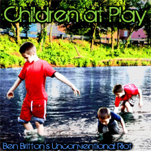 Album Children At Play by Ben Britton