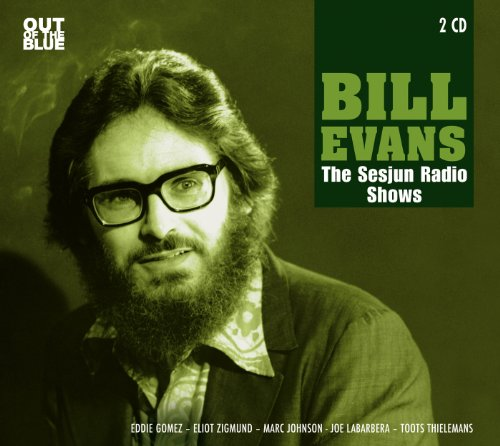 "Read ""Bill Evans: The Sesjun Radio Shows"""