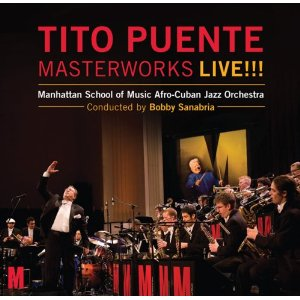 "Read ""Tito Puente Masterworks Live!!!"" reviewed by Alain Londes"